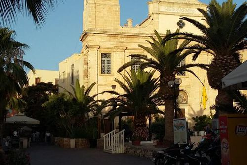 Chania Kathedrale